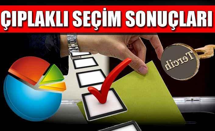 31 Mart 2019 Yerel Seçimleri Çıplaklı Seçim Sonucu