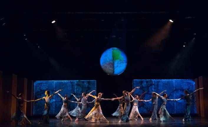Antalya Devlet Opera ve Balesi'nde 20'inci yıl coşkusu