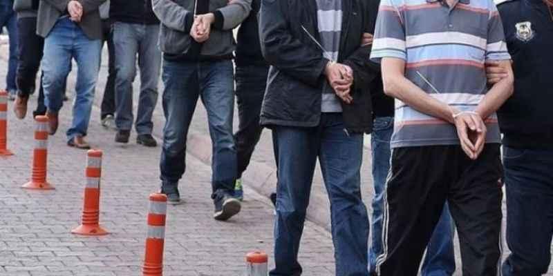 Antalya'da uyuşturucu operasyonlarında 38 tutuklama