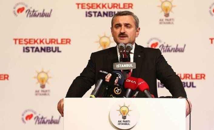 AK Parti İstanbul İl Başkanı Şenocak'tan yeni açıklama