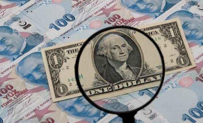 Dolar/TL düşüşte, gözler enflasyon verisinde
