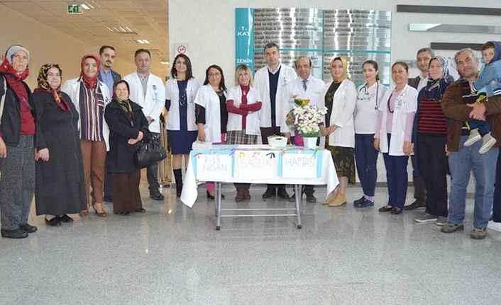 ALKÜ hastanesi yönetimi sağlık için bir arada