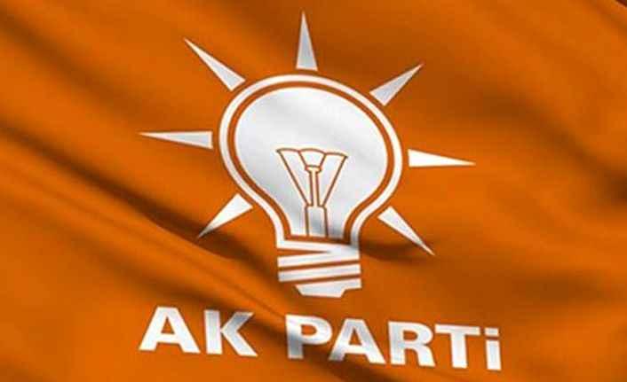 Alanya Ak Parti'de şok istifa