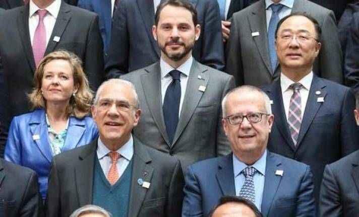 Bakan Albayrak'tan 'G20' açıklaması: Türkiye'nin tezlerini ortaya koyduk