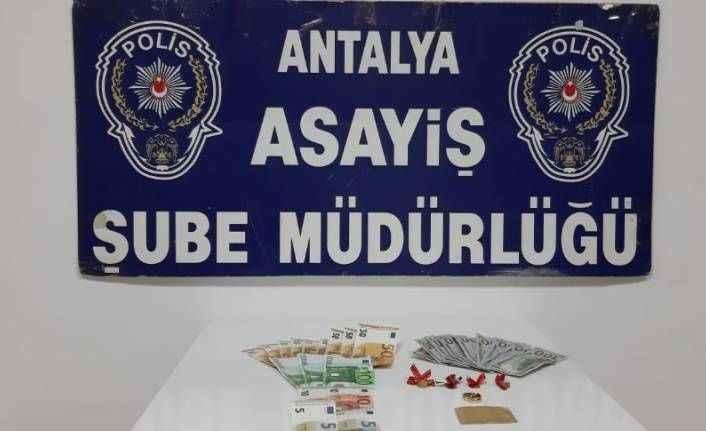 Antalya'da savcı ve polis yalanıyla 70 bin lira dolandırdılar