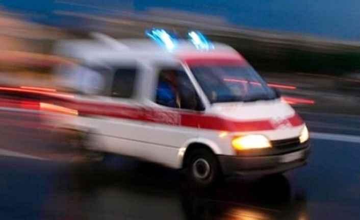 Alanya'da korkutan motosiklet kazası! 1 yaralı