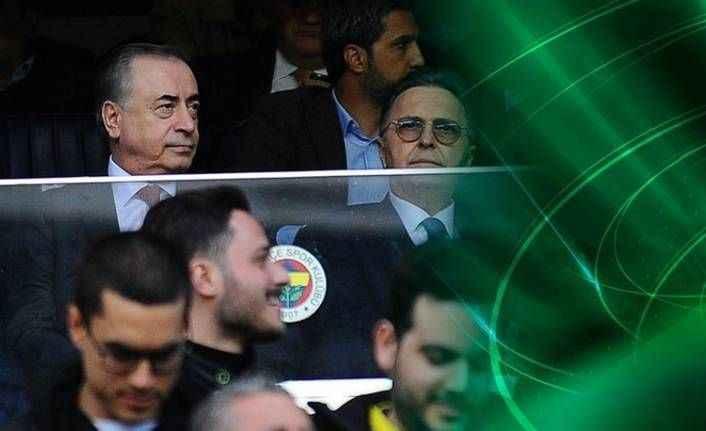 Galatasaray yönetimi, MHK ile görüştü