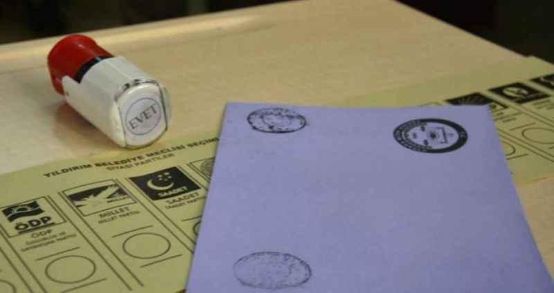 Emniyetten, çok konuşulan seçim belgeleriyle ilgili açıklama geldi