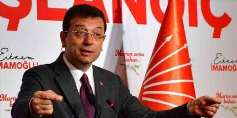 İmamoğlu: Demirtaş'ın bana oy istemesi beni mutlu etti