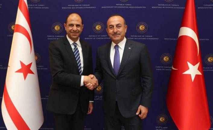 Bakan Çavuşoğlu'ndan yoğun diplomasi