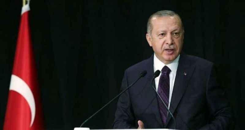 Ve seçimle ilgili tartışmalara Erdoğan noktayı koydu