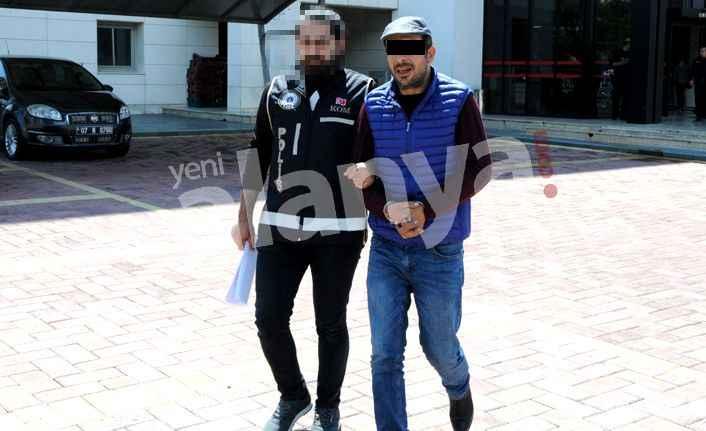 Alanya'da cezaevi firarisi sahte kimlikle yakalandı