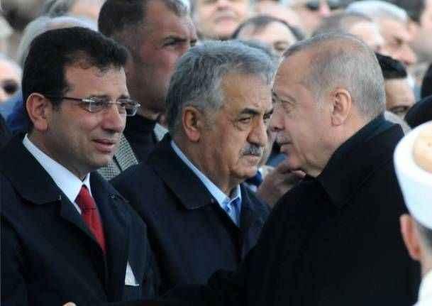 İmamoğlu, Erdoğan'la aralarında geçen diyaloğu anlattı