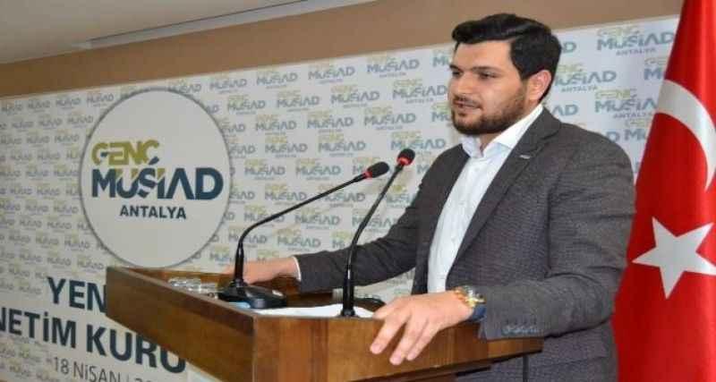 Genç MÜSİAD Antalya, yeni dönem yönetim kurulu lansmanını