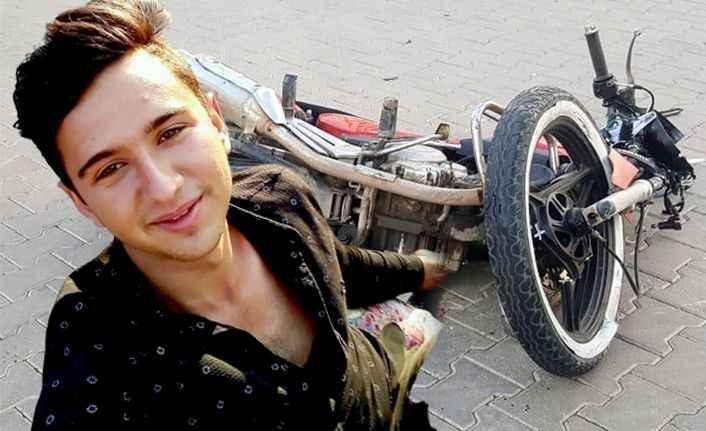 Gazipaşa'da korkutan kaza: 1 ağır yaralı