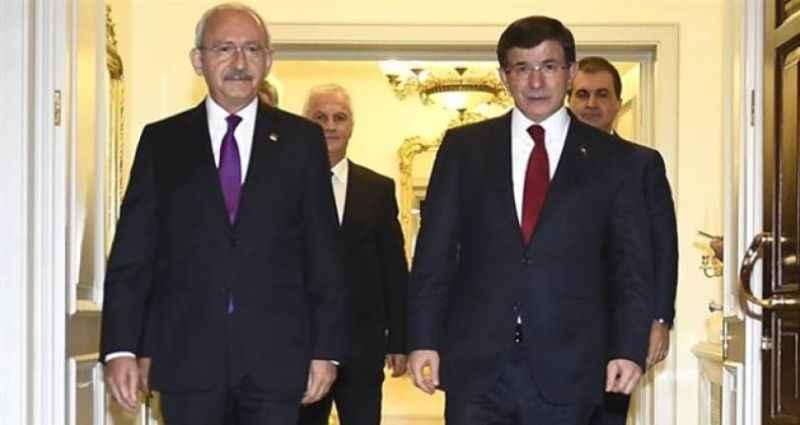 Kılıçdaroğlu'na yapılan saldırı sonrası Davutoğlu'ndan liderlere çağrı!