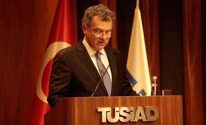 TÜSİAD: Kılıçdaroğlu'na yönelik saldırıyı kınıyoruz