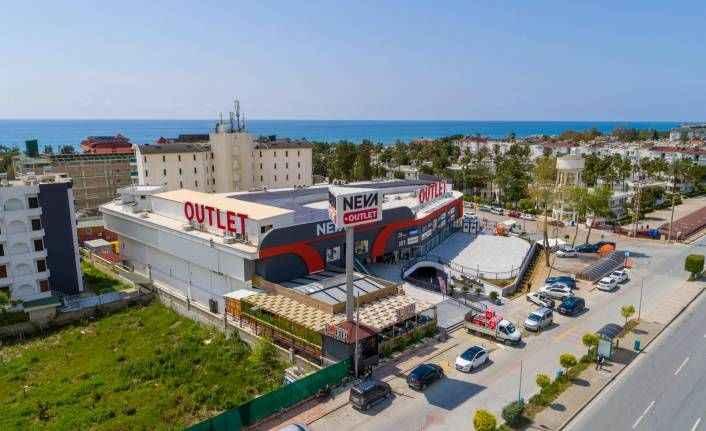 Antalya'nın en büyüğü Alanya'da