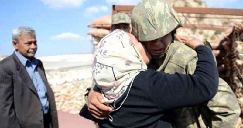 Asker ailelerine devlet yardımı! İki ayda bir 550 TL veriliyor