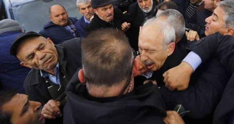 CHP, Kılıçdaroğlu'na yapılan saldırıyı Meclis'e taşıdı