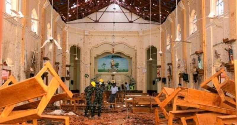 Sri Lanka'da 310 kişinin öldüğü terör saldırısını DEAŞ üstlendi