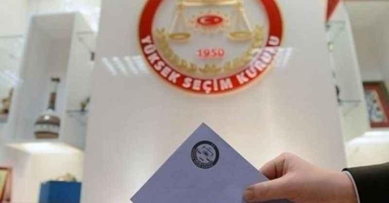 YSK, KHK'lıların oy kullanmaması yönündeki itirazı karara bağladı