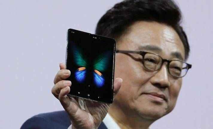 Samsung Galaxy Fold gecikecek!