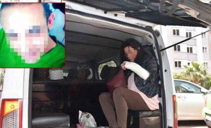 Antalya'da Rus asıllı kadına, erkek arkadaşını bıçakladığı iddiasıyla gözaltı
