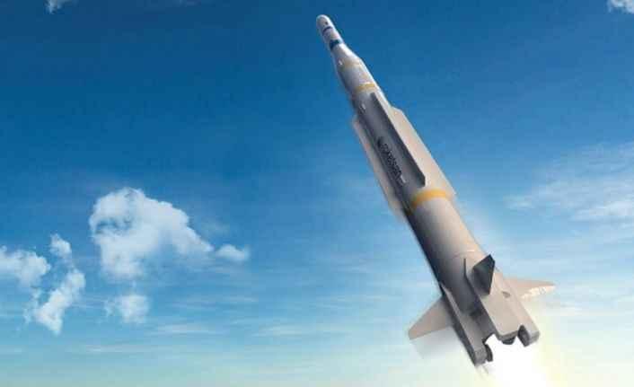 Milli füze 'Hisar' test aşamasında: Canlı hedeflerde denenecek
