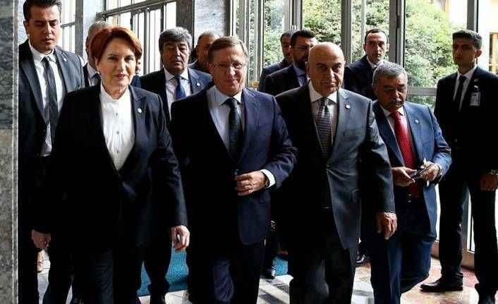İYİ Parti kurucu üyelerinden Akşener'e olağanüstü kurultay çağrısı