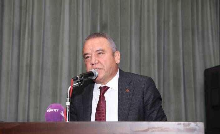 Başkan Böcek: 'Turizmcilerimizin emrinde olacağız'