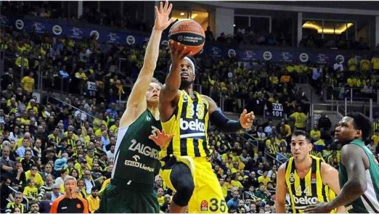 Fenerbahçe üst üste 5. kez Final Four'da!