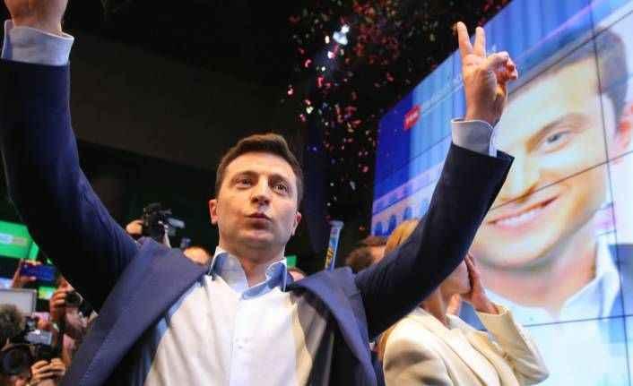 Ukrayna'da devlet başkanı seçilen Zelenskiy, Türkiye'de tatil yapacak