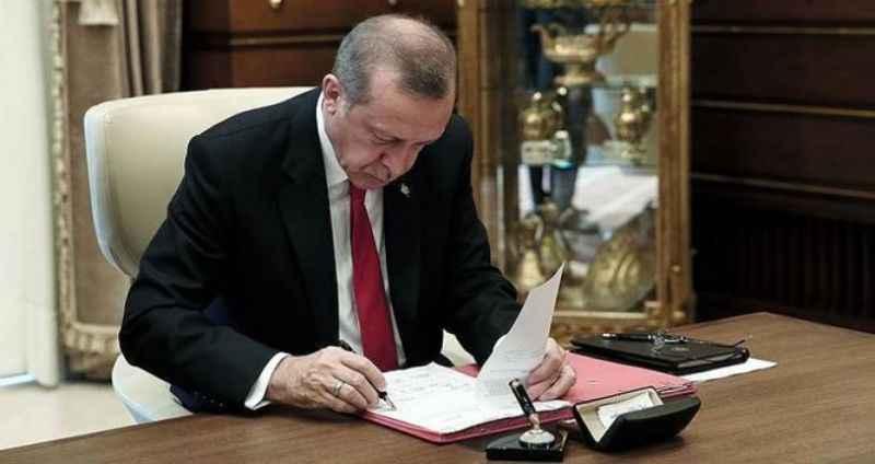 Erdoğan imzayı attı, 5 üniversitenin yeni rektörü belli oldu