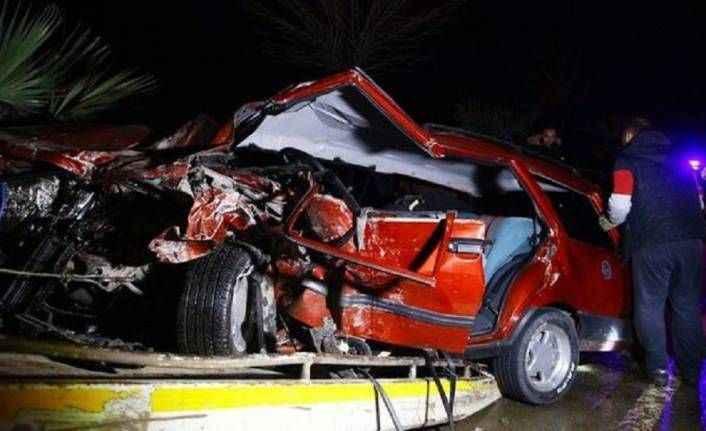 Türkiye'de bir ilk: Ölümlü trafik kazasına müebbet