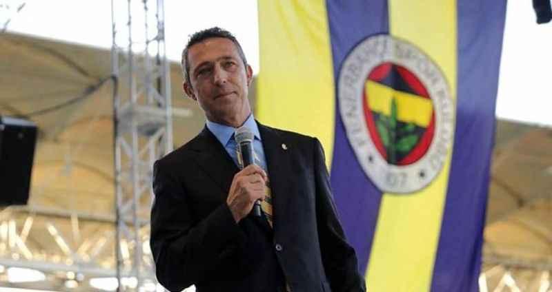 Ali Koç açıkladı: Bir Galatasaraylı 500 bin lira bağış yaptı!