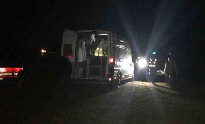 Konya'da başı kesilmiş kadın cesedi bulundu