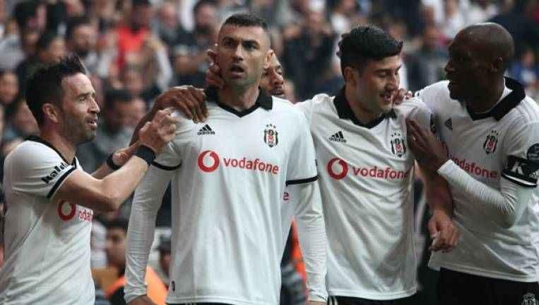 Beşiktaş'ta zirve sesleri! İstanbul'da gol yağmuru...