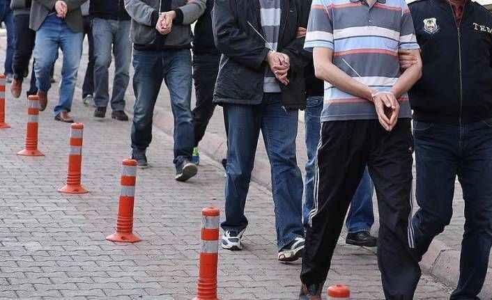 Alanya'da şafak operasyonu: 37 gözaltı