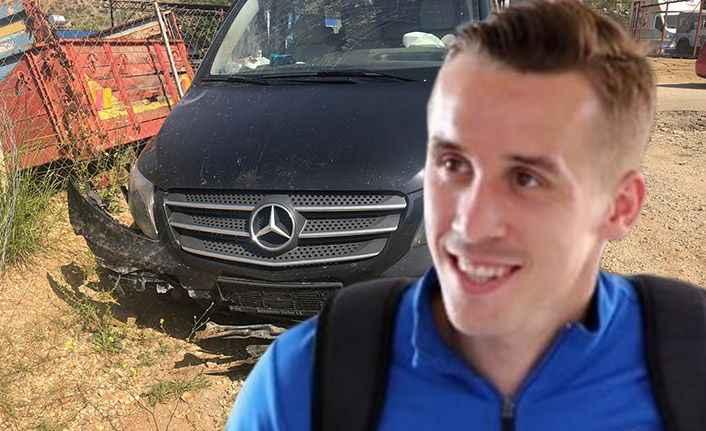 İşte Josef Sural'ın hayatını kaybettiği o araç!