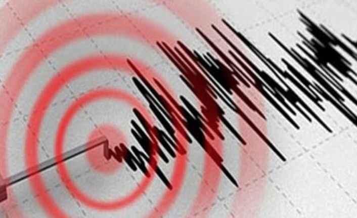 Gazipaşa'da 3.2 büyüklüğünde deprem