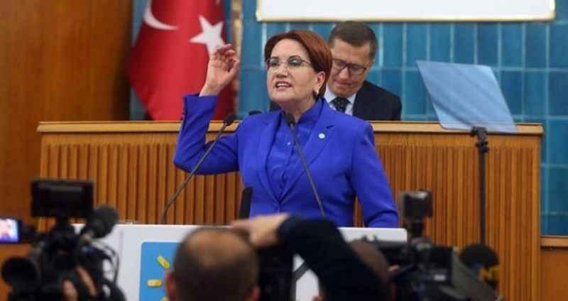 Akşener'den Erdoğan'a tam destek: İktidarın arkasındayız!