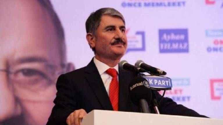 Ak Partili Belediye Başkanı görevinden istifa etti