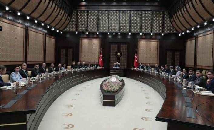 TÜSİAD'tan Cumhurbaşkanı Erdoğan'a ziyaret