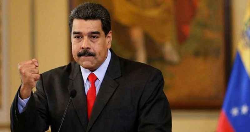 Maduro'dan dünyayı ayağa kaldıran iddia: Darbeyi ikisi yönetti!