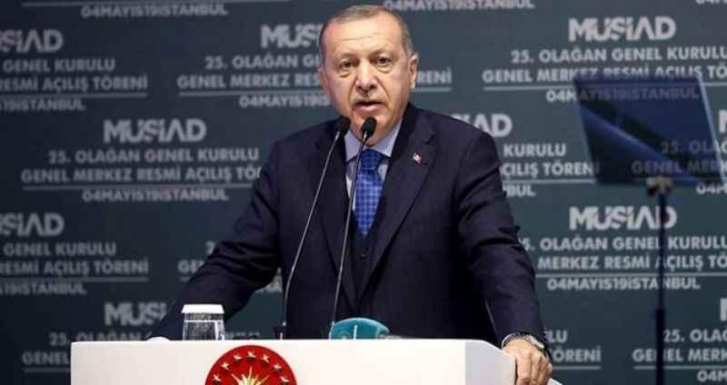 Erdoğan'dan İstanbul çıkışı: Yolsuzluğun olduğu ortada