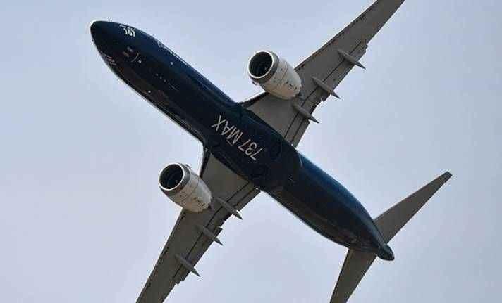 Uçak devi Boeing'den skandal itiraf! 1 yıl önce...