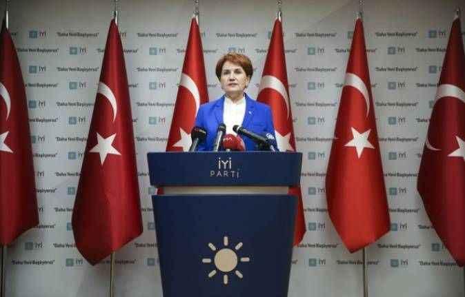 YSK'nın İstanbul kararı sonrası Akşener'den ilk açıklama!