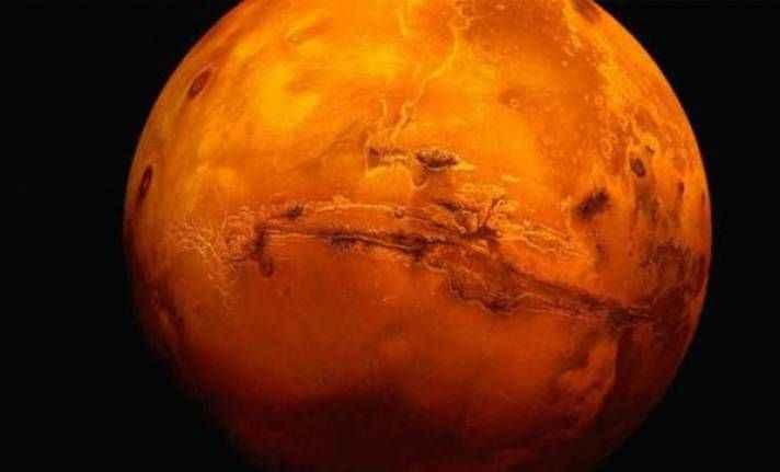 Mars'ta yıllardır aranan suyu kum fırtınaları yok etti
