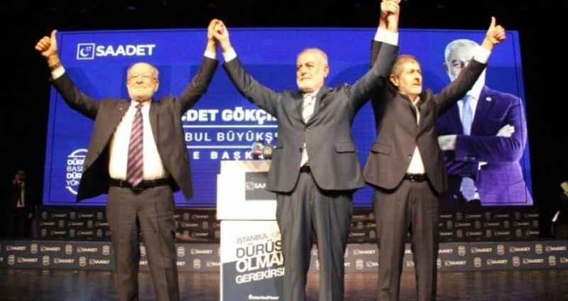 """Saadet'in İstanbul adayı """"Seçime katılacak mı"""" sorularına noktayı koydu"""